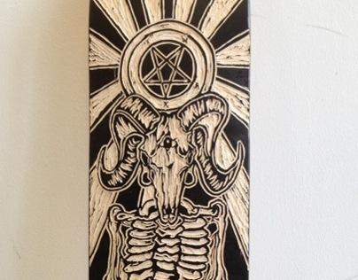 Uncanny Crossover Satanism