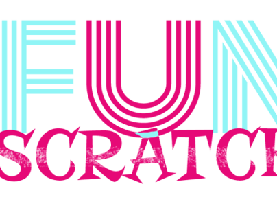 Fun Scratch (Logo Design)