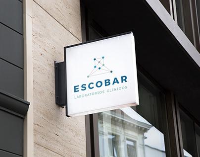 Diseño de Logotipo para Laboratorios Escobar