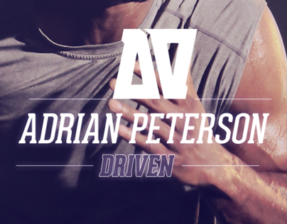 Adrian Peterson - Driven Apps