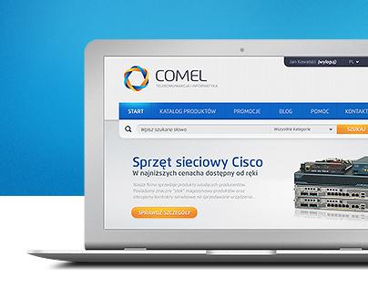Comel - IT hardware e-shop