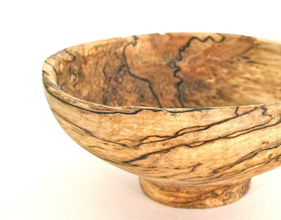 Spalted Bowl
