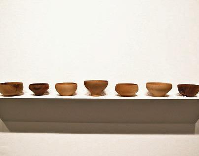 Wood Bowls at Ice Arts Gallery