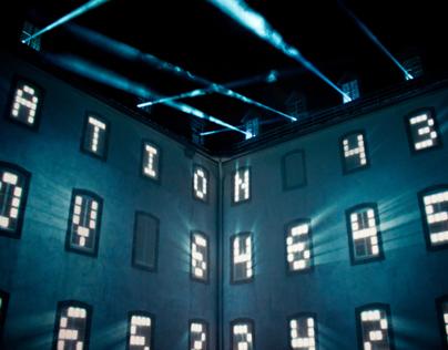 Lumières, projection architecturale