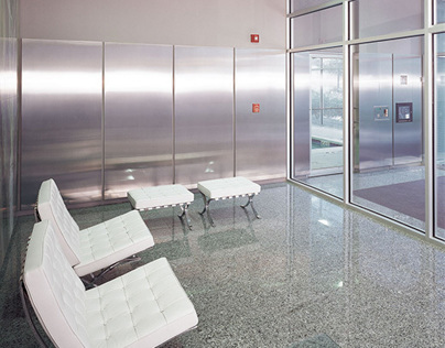 Stainless Steel Wall Panels