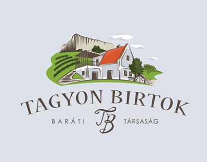 Tagyon Birtok Branding