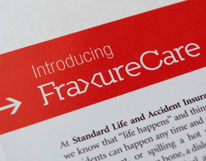 FraxureCare Accident Insurance Brochure