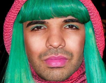 Drake Minaj Gender Bending