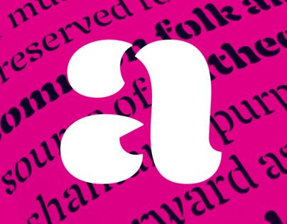 Amanita Typeface
