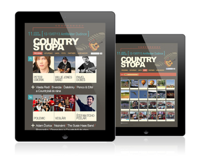 Country Stopa Webdesign