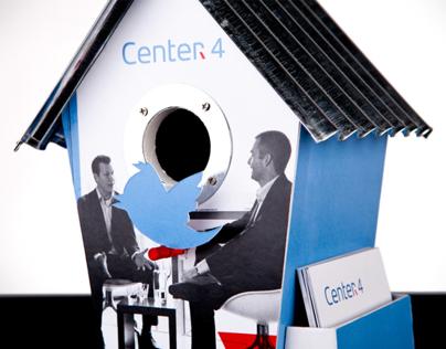 Center 4 corporate identity