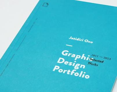 Portfolio & CV — 2013
