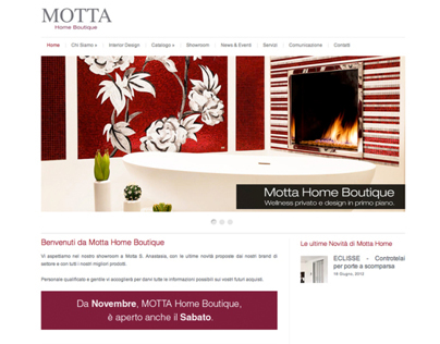Mottahome Boutique - Year 2012