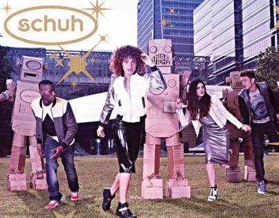 Schuh Autumn/Winter 2013 Photoshoot Sets