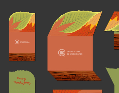 ThanksGiving GiftCard