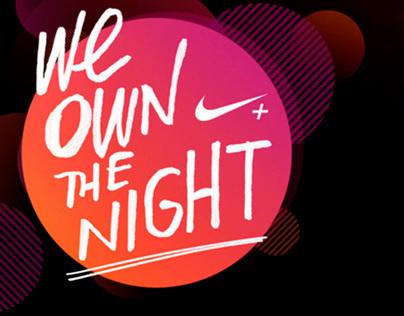 Nike We Own The Night