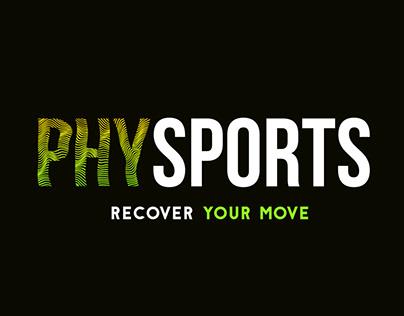 Physports - Branding