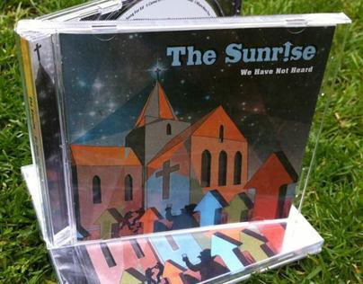 CD Sleeve Art for The Sunrise