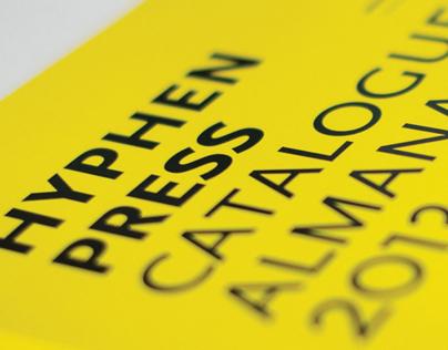 Hyphen Press Catalogue