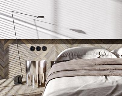 PM.Н Guest bedroom