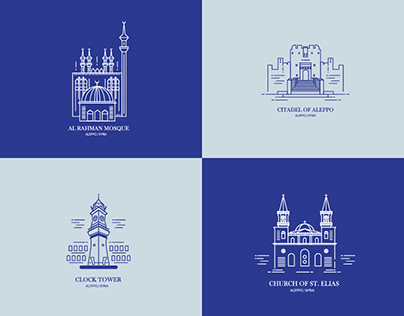 Aleppo Landmarks