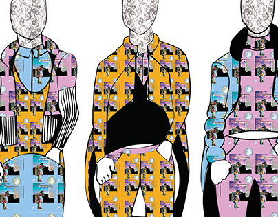 Graphics for Fashion - MOONCOUTURE