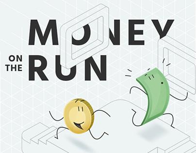 ČNB - Money on the Run