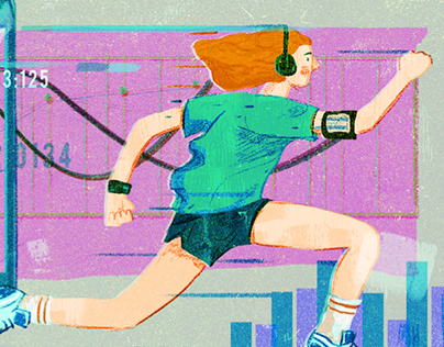 Running and Technology