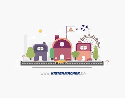 Kistenmacher Trading Company Motion Graphic