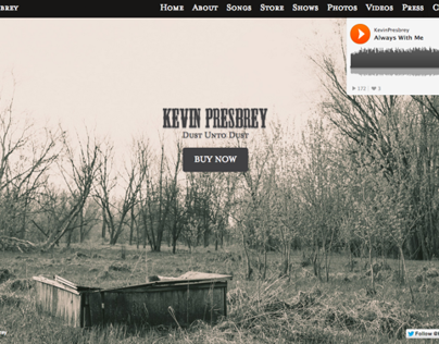 Kevin Presbrey Website
