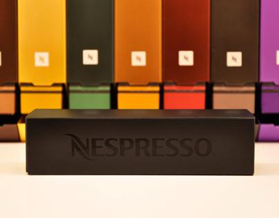 Nespresso packaging