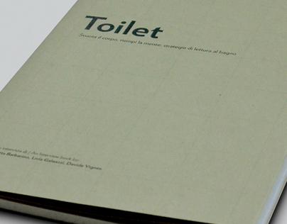 Toilet interview book