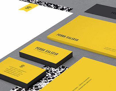 Pedro Salazar Branding & Website