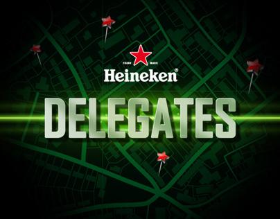 Heineken Delegates