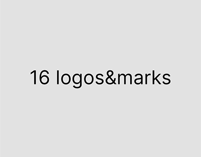 16 logos&marks