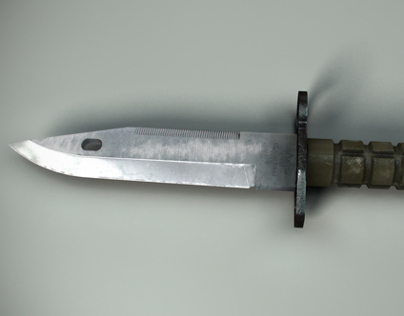 M9 s&w Tactical knife.
