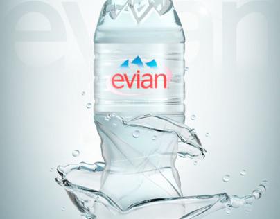 Splash It ! Evian 3D