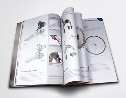 catalog for race bicycle