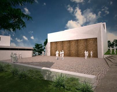 Miradores church - 2011