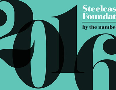 Annual Report / 2016 / The Steelcase Foundation