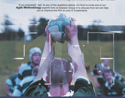 Scrum Masters Ad for Eliassen Group
