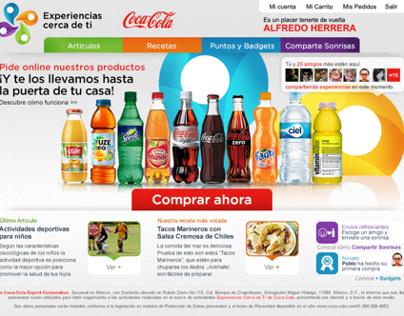 Coca-Cola Experiences