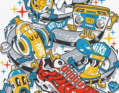 NIKE | T-Shirt Graphics FALL'13