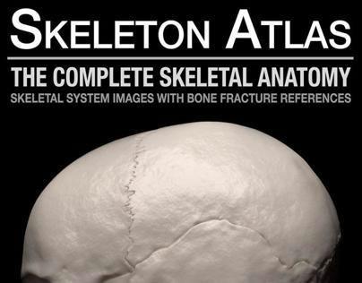 Skeleton Atlas - Photo book