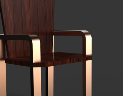 Low pieces chair
