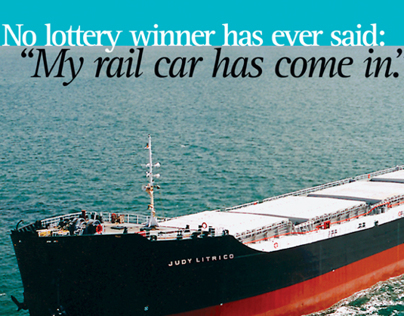 TECO Ocean Shipping Ads