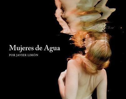 """Mujeres de Agua"" | Art Direction — 2013"
