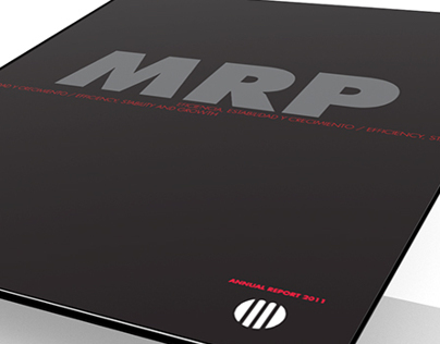 MRP | INFORME ANUAL 2011
