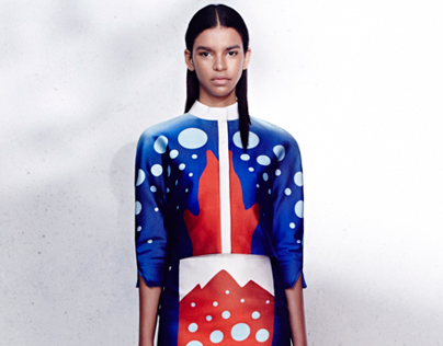 Azede Jean-Pierre SS13 Collection Prints