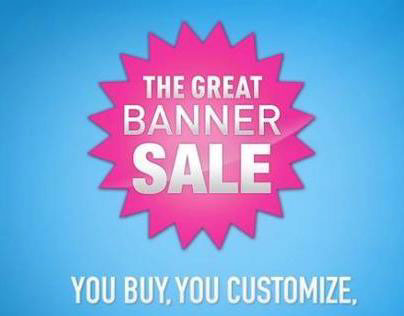 The Great Banner Sale | GRAACC